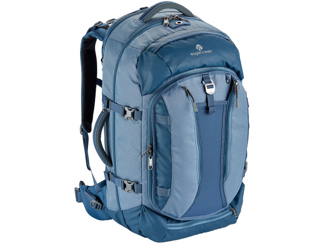 Eagle Creek Global Companion Mochila 65L Mujer, smoky blue